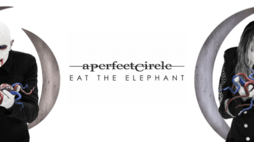 A Perfect Circle - Eat The Elephant - Album Cover
