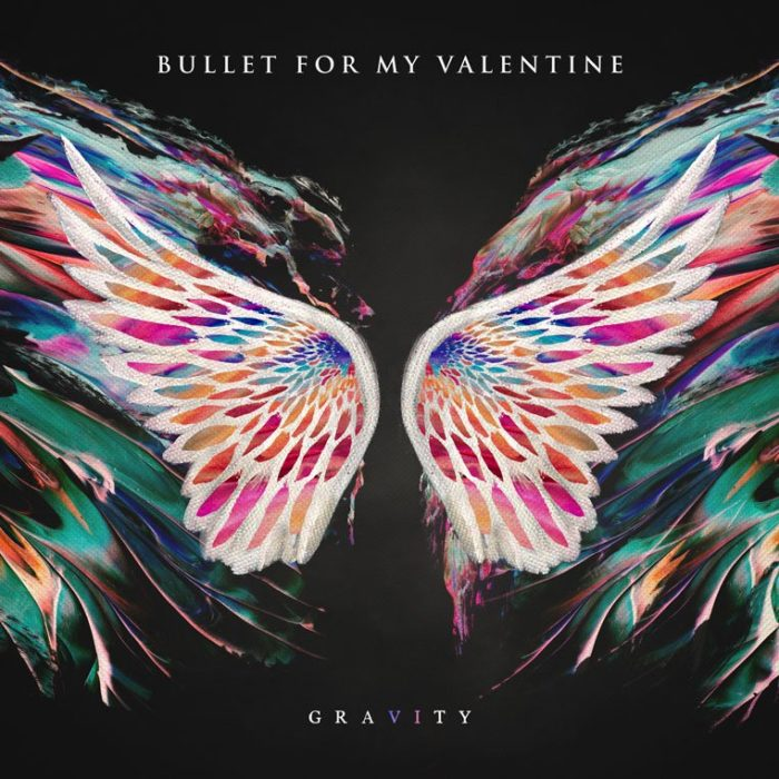 Bullet For My Valentine - Gravity - Album Cover