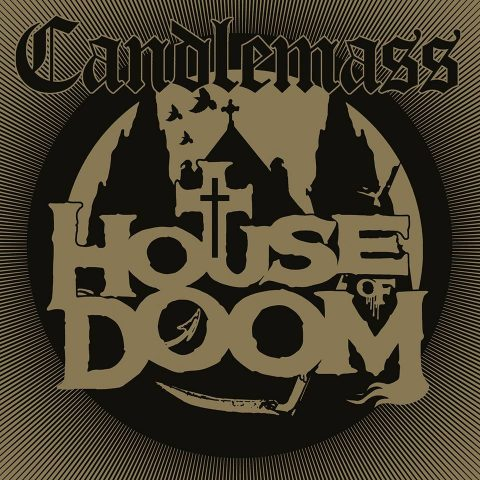 Candlemass - House Of Doom - EP Cover