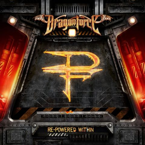 Dragonforce - Re-Powered Within - Album Cover