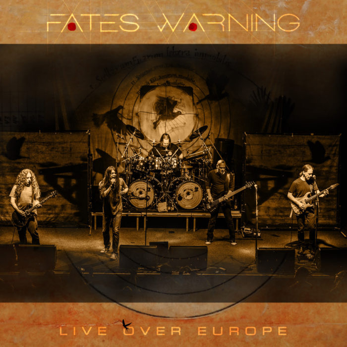 Fates Warning - Live Over Europe -