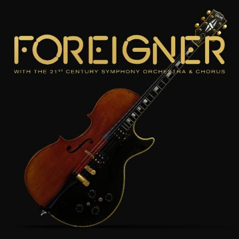 Foreigner - With The 21st Century Symphony Orchestra & Chorus - Album Cover