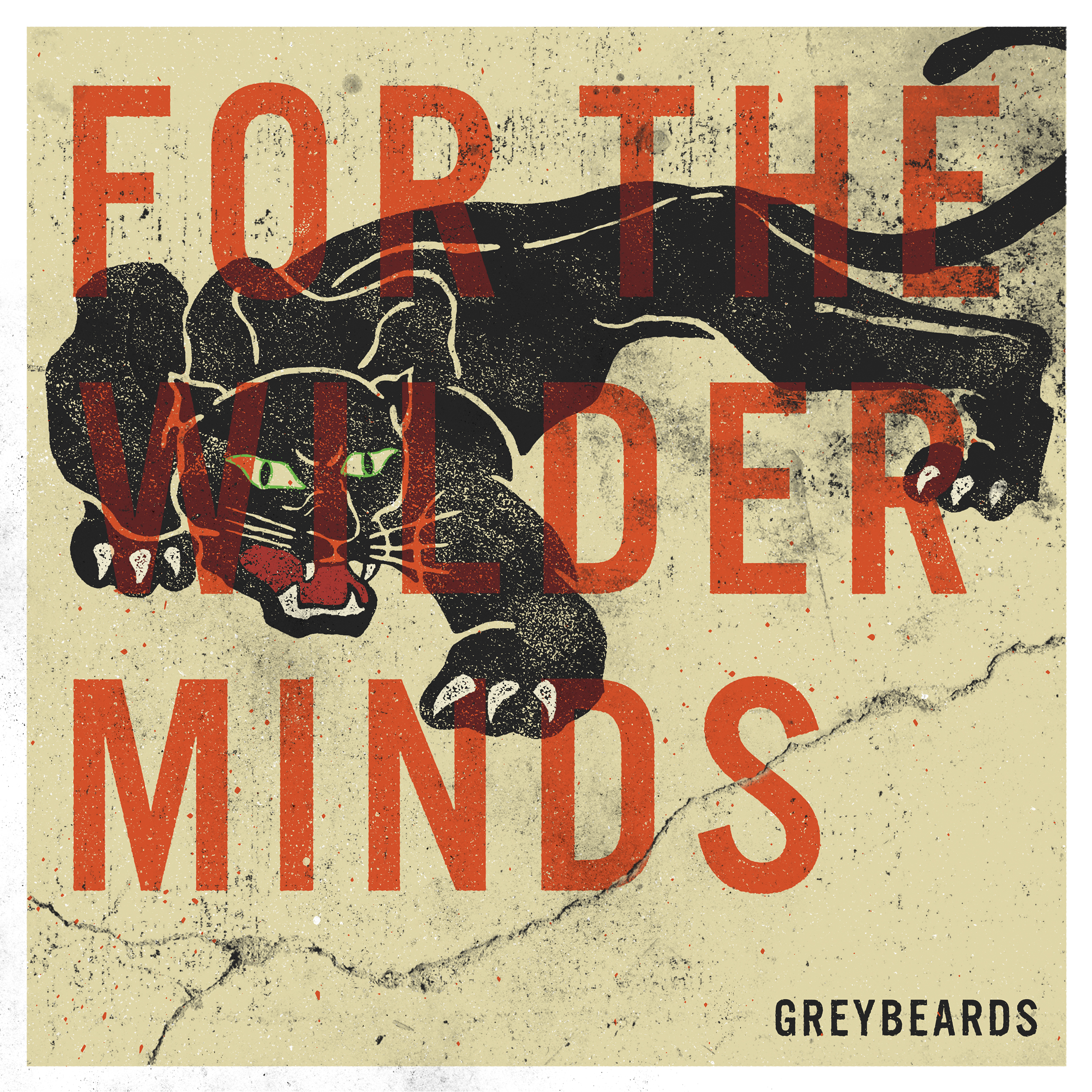 Greybeards - For The Wilder Minds 2018
