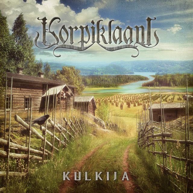 Korpiklaani - Kulkija - Album Cover