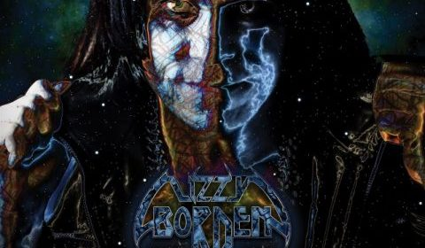 Lizzy Borden - My Midnight Things - Album Cover