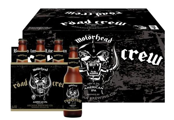 Motorhesd - Road Crew - Beer