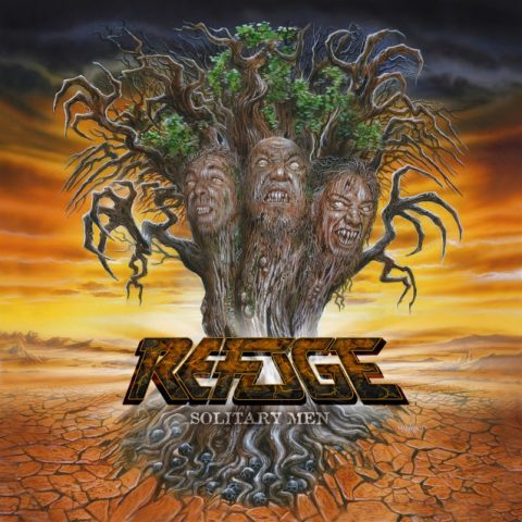 Refuge - Solitary Men - Album Cover