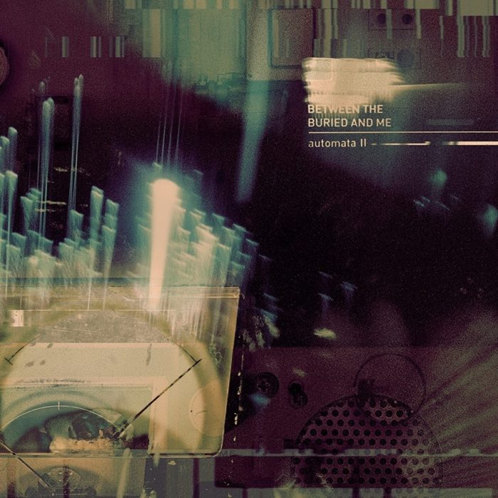 Between The Buried And Me - Automatta II - Album Cover