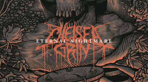 Chelsea Grin - Eternal Nightmare - Album Cover