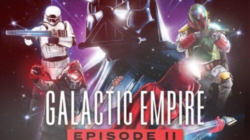 Galactic Empire - Episode II - Album Cover