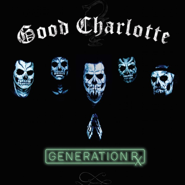 Good Charlotte - Generation RX - Album Cover