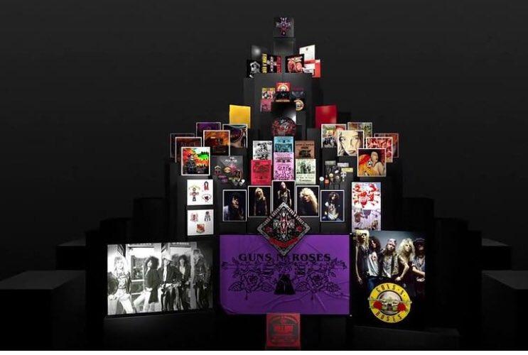 Guns N Roses - Appetite For Destruction - Album Cover