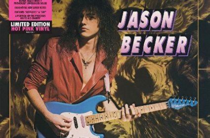 Jason Becker - Perpetual Burn - Album Cover
