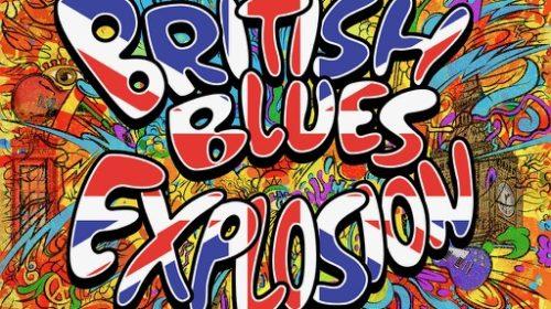Joe Bonamassa - British Blues Explosion Live - Album Cover