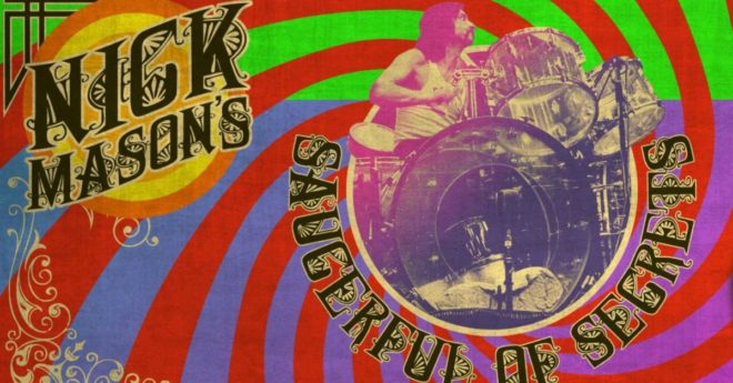 Nick Mason's Saucerful Of Secrets - 5 date a luglio 2019