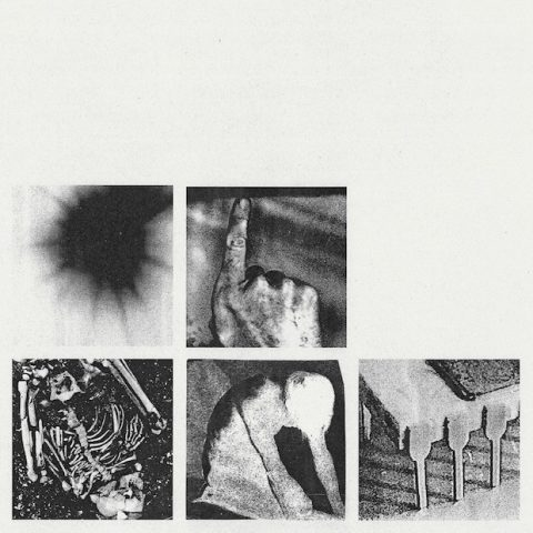 Nine Inch Nails - Bad Witch - EP Cover