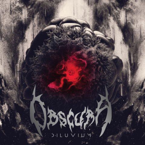 Obscura - Diluvium - Album Cover