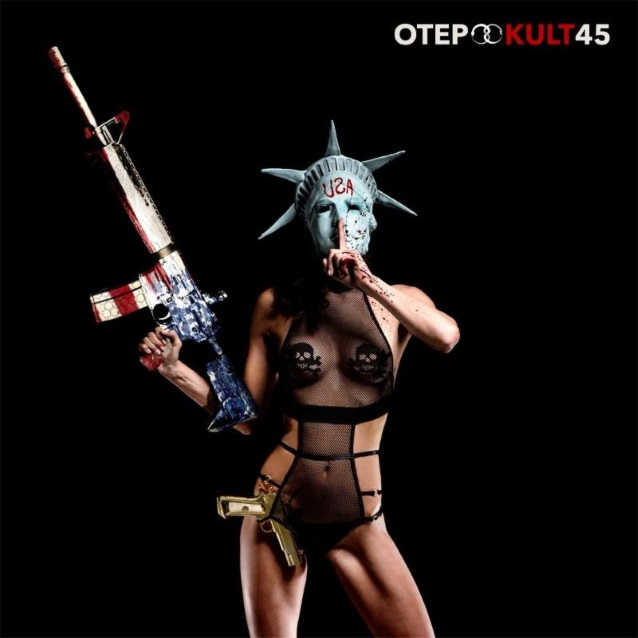 Otep - Kult 45 - Album Cover