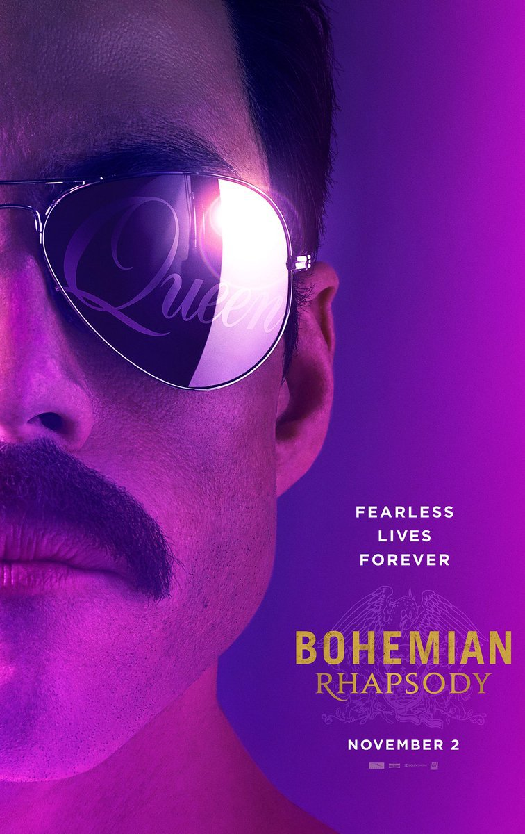 Queen - Bohemian Rhapsody - Film