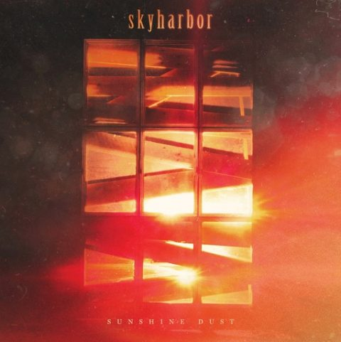 Skyharber - Sunshine Dust - Album Cover