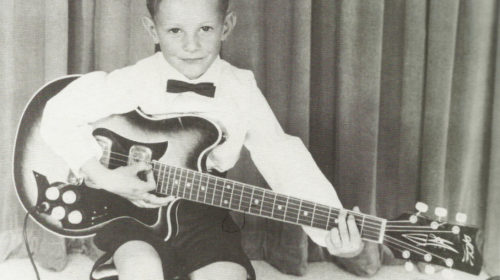 31 maggio 1955 - Nasce Tommy Emmanuel