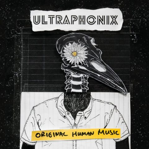 Ultraphonix - Original Human Music - Album Cover
