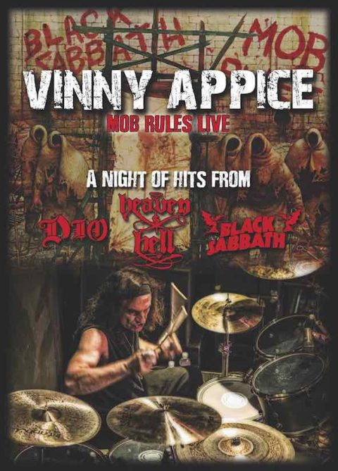 Vinny Appice - Mob Rules Live 2018 - Promo