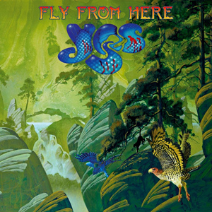 YES - Fly From Here - 2011