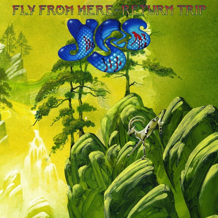 YES - Fly From Here - Return Trip - 2018