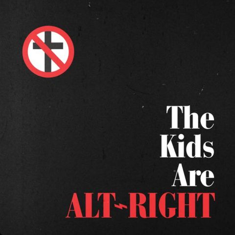 Bad Raligion - The Kids Are Alt Right - Single Cover