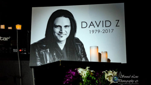 14 Luglio 2017 - Nasce David Zablidowsky