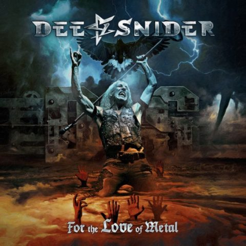 Dee Snider - For The Love Of Metal - Album Cover