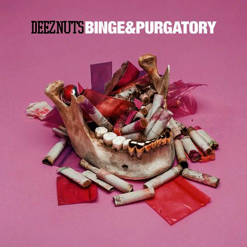 Deez Nuts - Binge & Purgatory - Album Cover