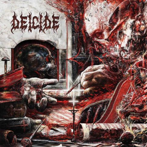 Deicide - Overtures Of Blasphemy - Album Cover