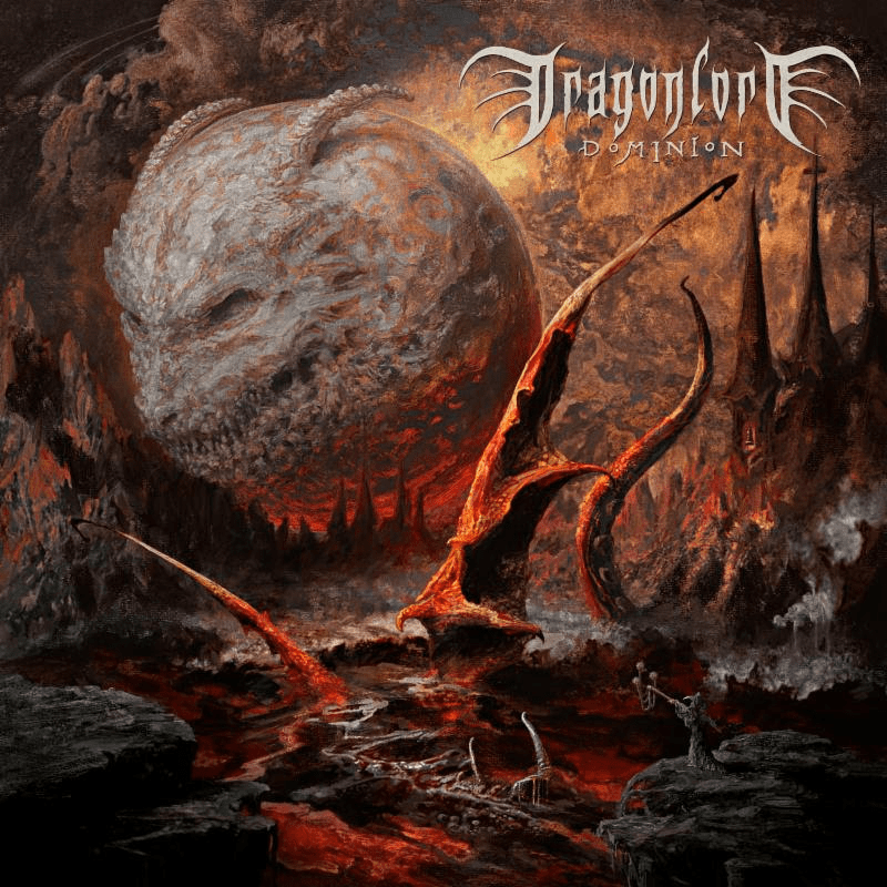 Dragonlord - Dominion - Album Cover