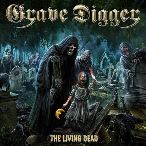 Grave Digger - The Living Dead - Album Cover