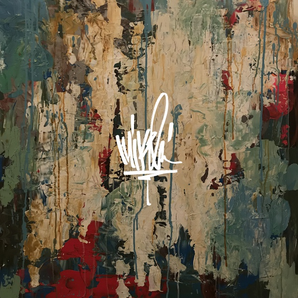 Mike Shinoda - Post Traumatic - Album Cover
