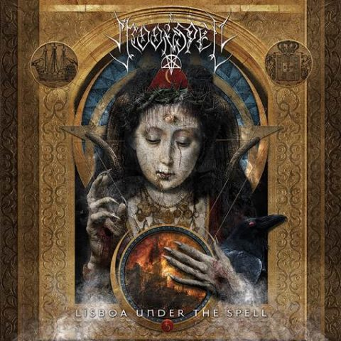Moonspell - Lisboa Under The Spell - Box Set Cover