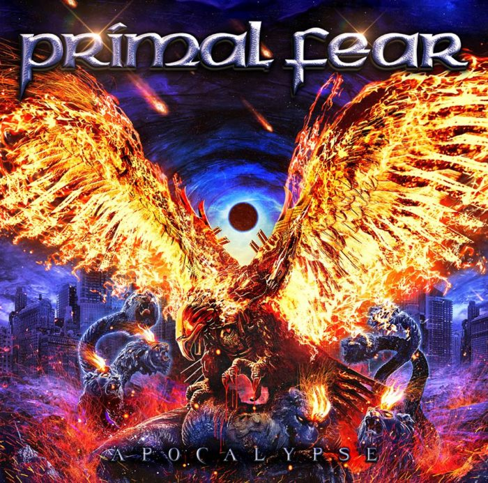 Primal Fear - Apocalypse - Album Cover