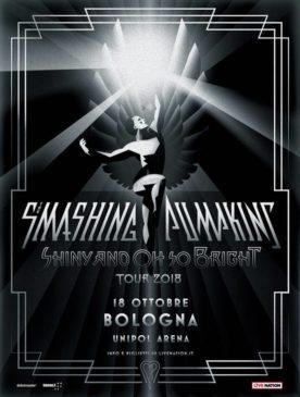 Smashing Pumpkins @ Bologna @ Unipol Arena