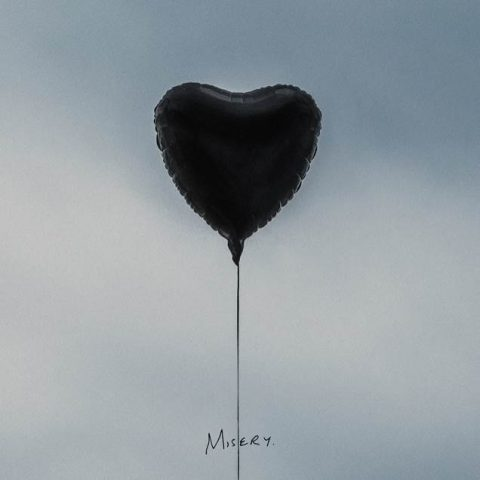 The Amity Affliction - Misery - Album Cover