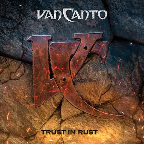 Van Canto - Rust In Trust - Album Cover