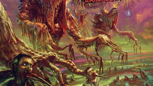 Aborted - Terrorvision - Album Cover
