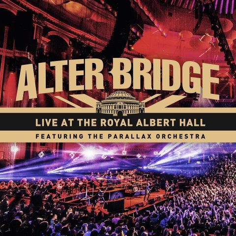 Alter Bridge - Live At The Royal Albert Hall - Album Cover
