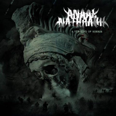 Anaal Nathrakh - A New Kind Of Horror - Album Cover
