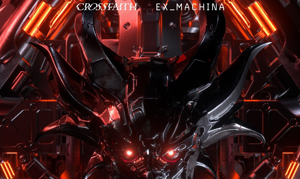 Crossfaith - Ex Machina - Album Cover