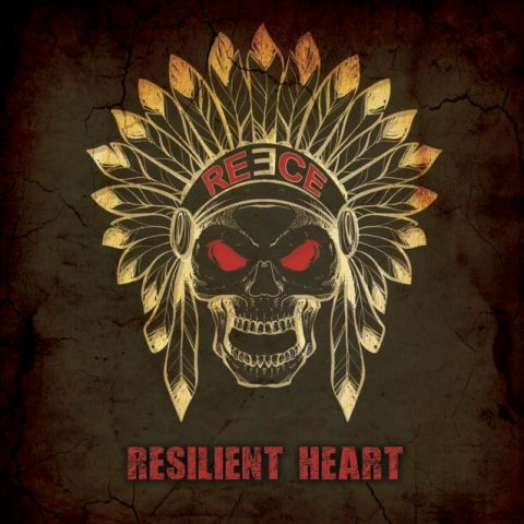 David Reece - Resilient Heart - Album Cover