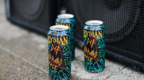 Def Leppard - Def Leppard Pale Ale - Beer Cover