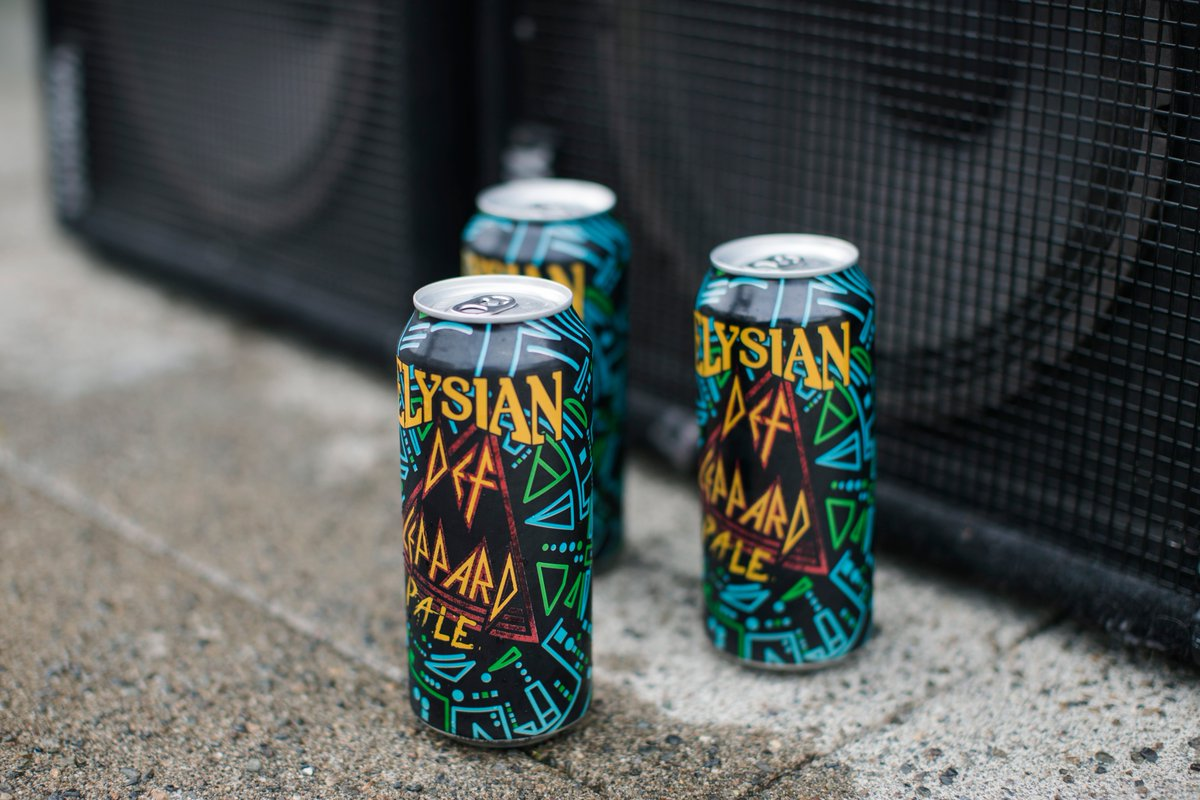 Def Leppard - Def Leppard Pale Ale - Beer Cover