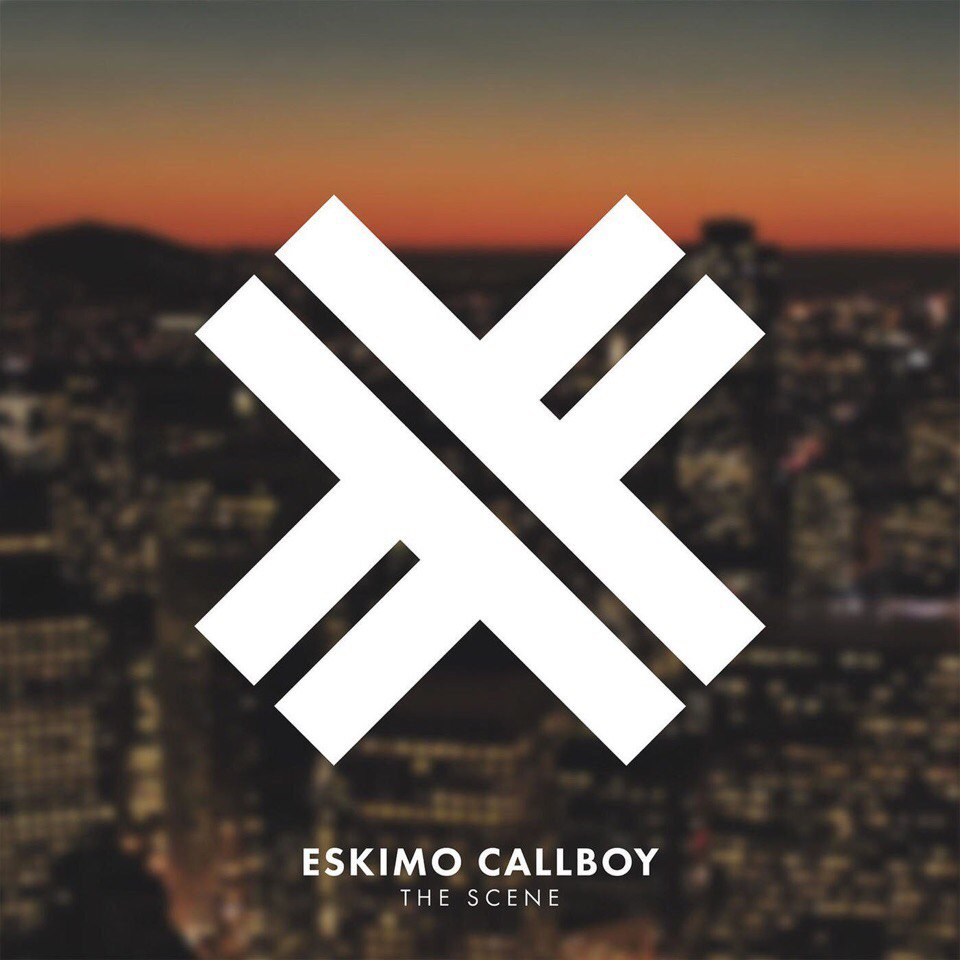 Eskimo Callboy - The Scene - Album Cover